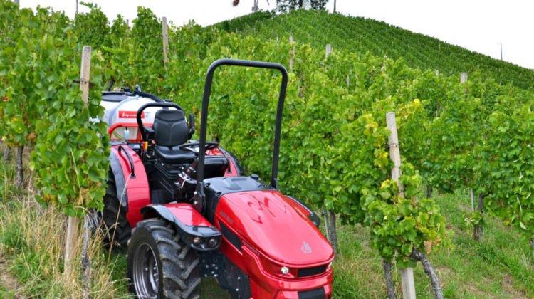 AGT 1060 er en flott traktor