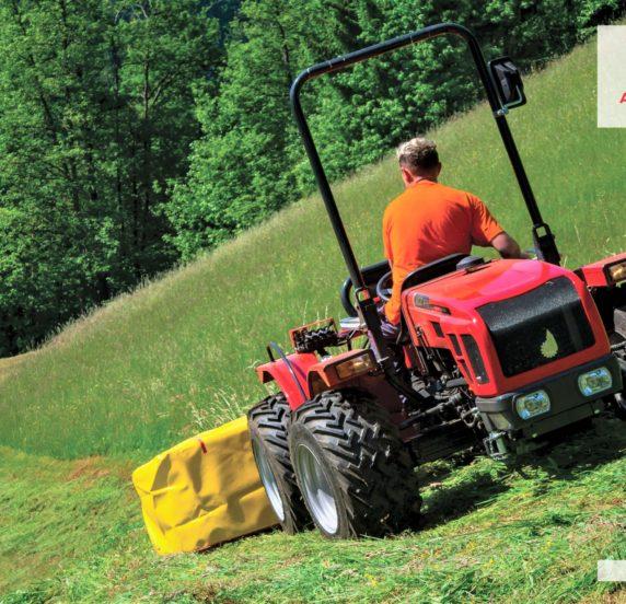 Mountain traktor